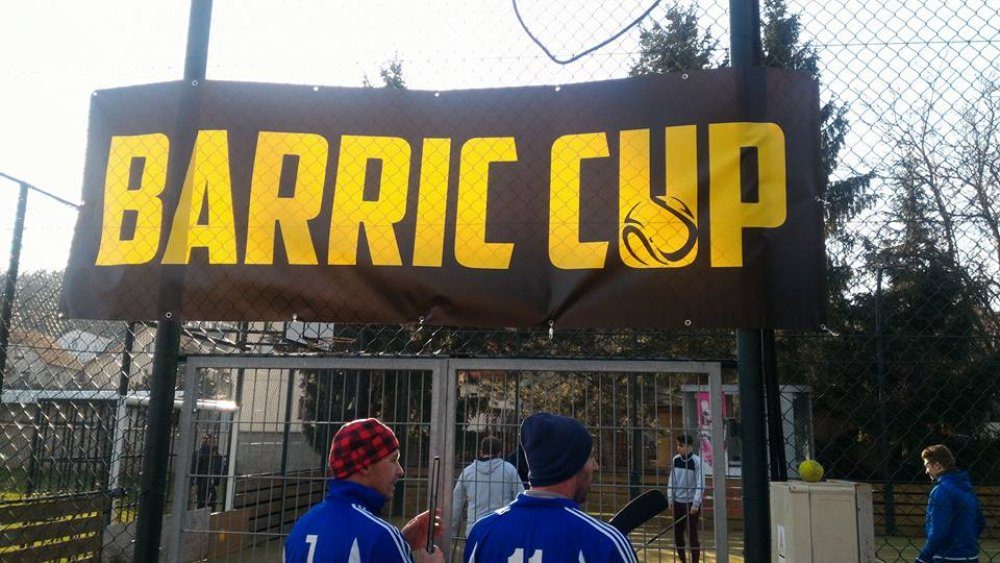 BARRIC CUP